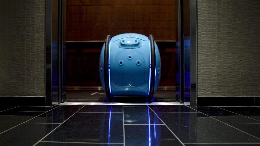 Gita, il trolley robotico firmato Piaggio
