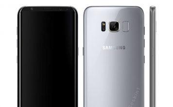 samsung galaxy s8 fingerprint