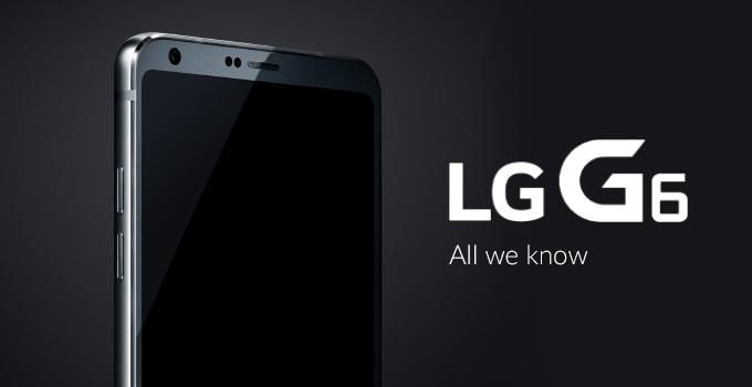 LG G6 MWC