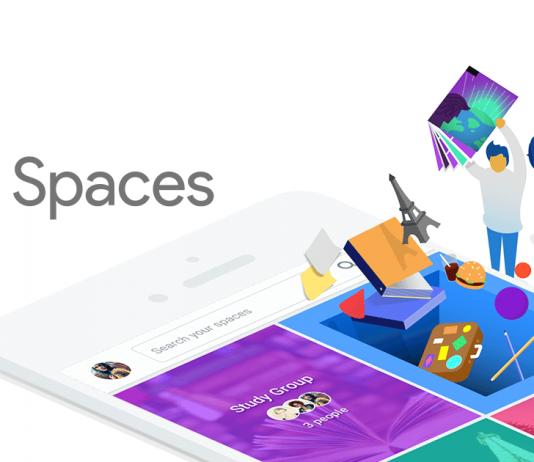 google spaces